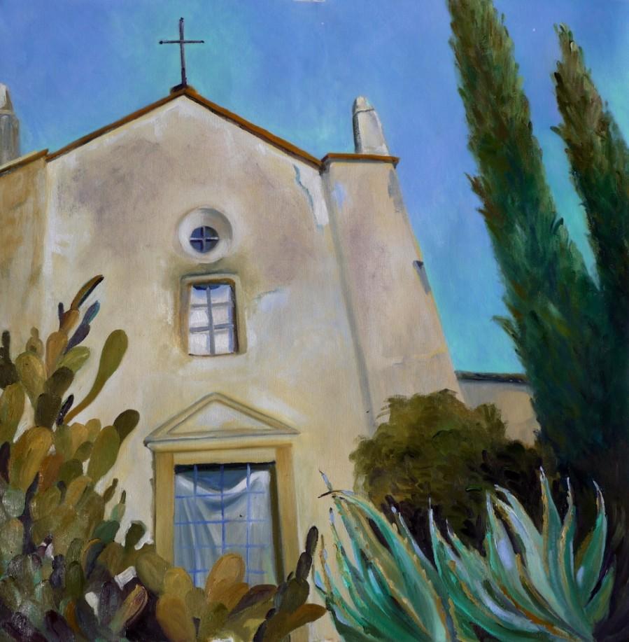 Mertola | Convento | Oil | 28