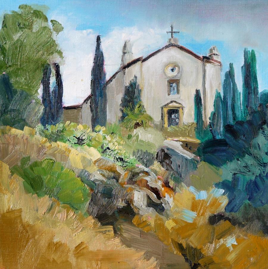 sketch, convent